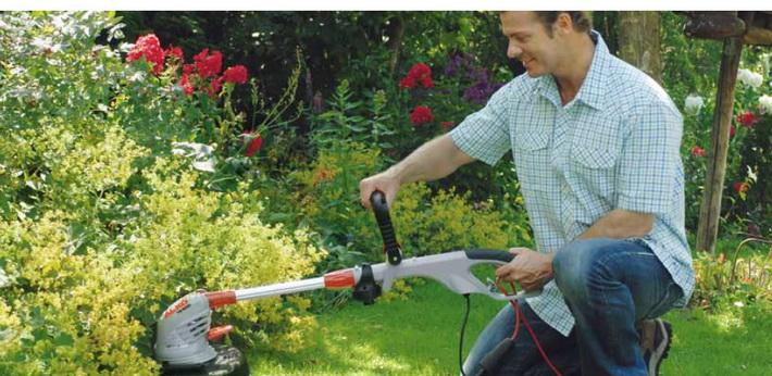 Садовый триммер бензиновый AL-KO